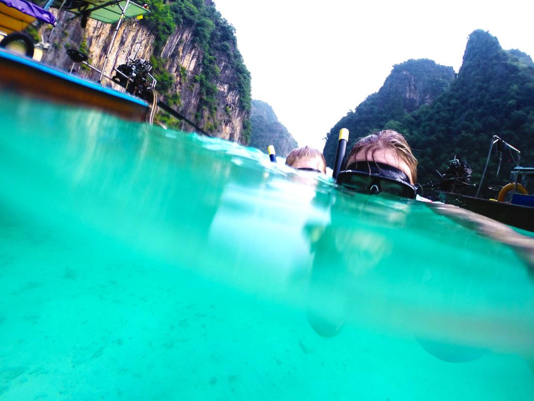 travel koh phi phi thailand
